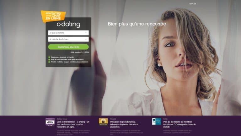 C-Dating FR - Site de Rencontre