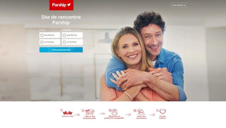 Parship - Site de rencontre